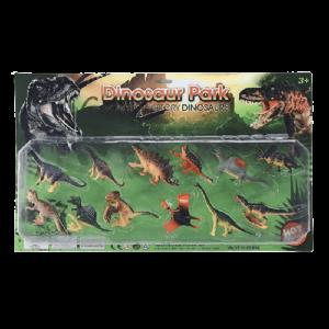 με 12 δεινοσαυράκια