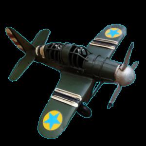 αεροπλάνο με αστέρι