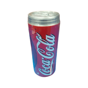 κουτάκι Coca cola