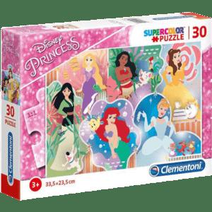 Puzzle πριγκίπισσες της Disney