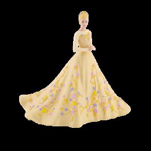 με φόρεμα