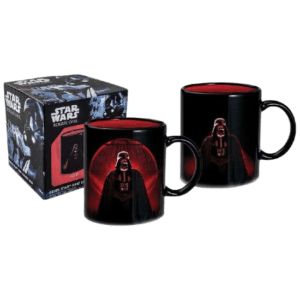 Darth Vader κούπα με αλλαγή σχεδίου Star Wars
