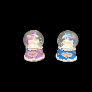 Μονόκερος χιονόμπαλα