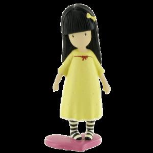 κίτρινη The pretend friend