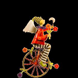 Κρεμαστό μεταλλικό ποδήλατο