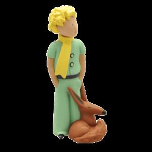 Μικρός Πρίγκιπας με αλεπού