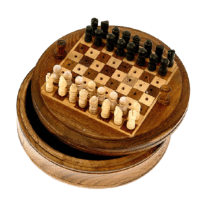 σκάκι στρογγυλό