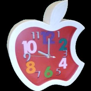 Ρολόι ξυπνητήρι μήλο
