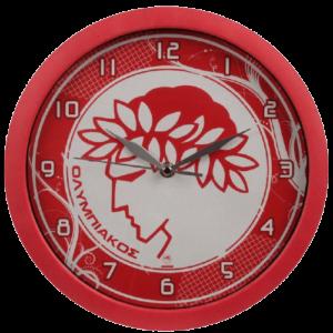 Ρολόι τοίχου Ολυμπιακός