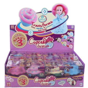 Cup Cake Surprise Πριγκίπισσες