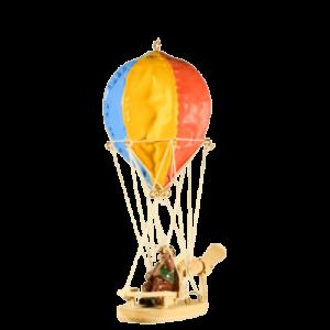 Ξύλινο κρεμαστό αερόστατο
