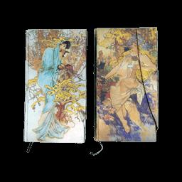 Σημειωματάριο Art Nouveau