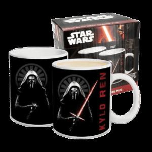 αλλαγή σχεδίου Kylo Ren Star Wars