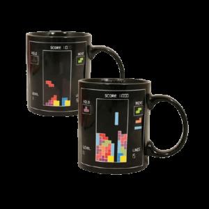Tetris που αλλάζει χρώμα