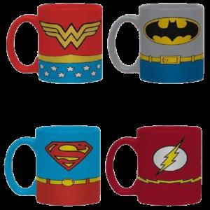 εσπρέσσο Justice League