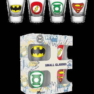 λογότυπα DC comics